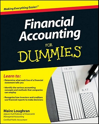 Financial Accounting for Dummies By Loughran, Maire