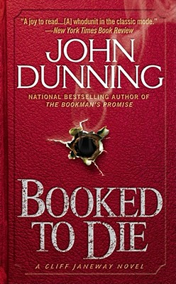 Booked to Die By Dunning, John